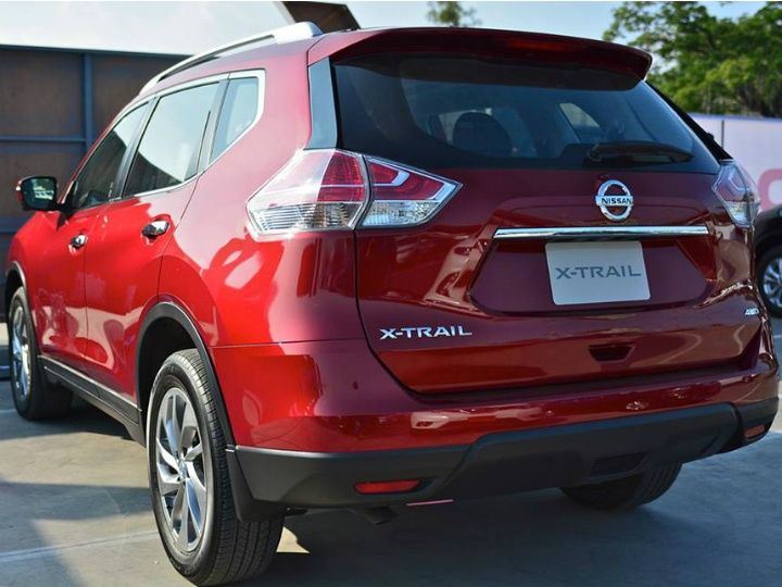 Nissan X Trail Price Launch Date 2018 Interior Images News Specs