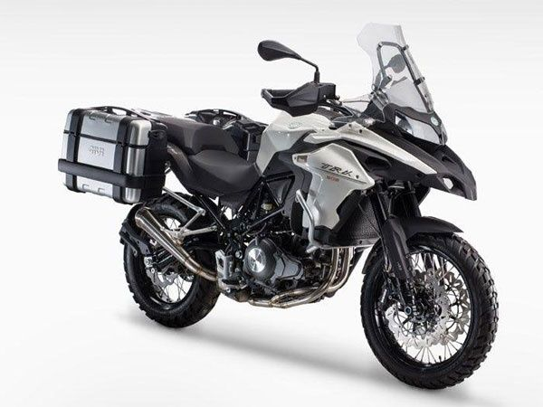 DSK Benelli TRK 502 Estimated Price 400 Lakh Launch