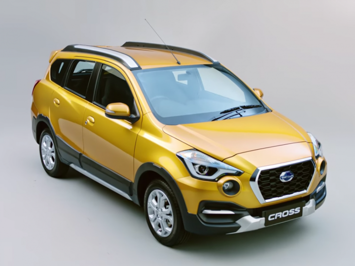 Datsun Cross Price Launch Date 2018 Interior Images